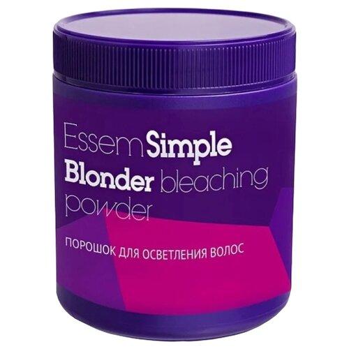 Essem Simple Blonder Bleaching Powder порошок для осветления волос, 500 г порошок для осветления волос цена