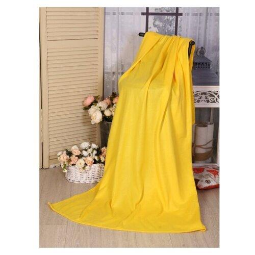 Плед Текстильная лавка 130х150 см, желтый скатерть текстильная лавка текстильная лавка mp002xu02k9s