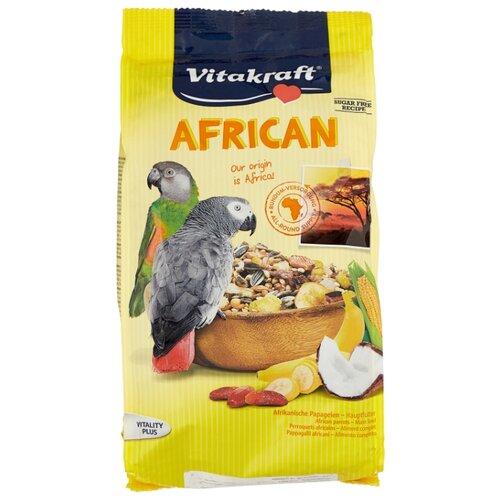 Vitakraft Корм African для крупных попугаев 750 г
