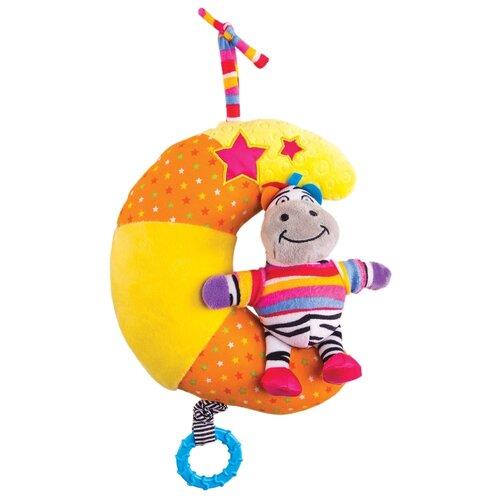 Купить Подвесная игрушка Happy Snail Ночь волшебства (14HS006MZ) желтый/оранжевый, Подвески