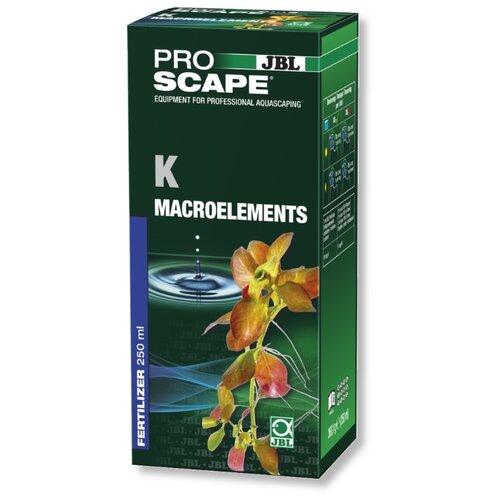 JBL ProScape K Macroelements удобрение для растений, 250 мл