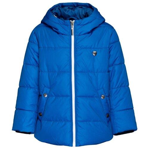 Купить Куртка Gulliver 21906BMC4102 размер 110, синий, Куртки и пуховики