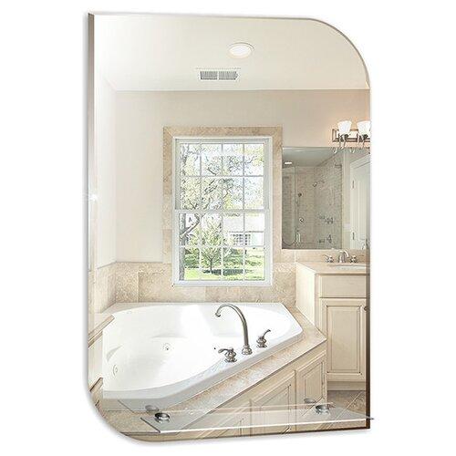 Фото - Зеркало Mixline Каприз-Люкс 525014 49.5x68.5 см без рамы зеркало mixline муфаса 52х73 5 рисунок жажда 4620001988358