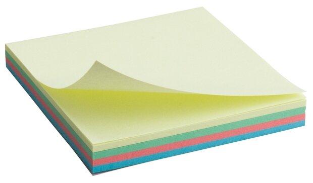 Axent Блок бумаги с клейким слоем 7.5 x 7.5 см (2325-01-A)