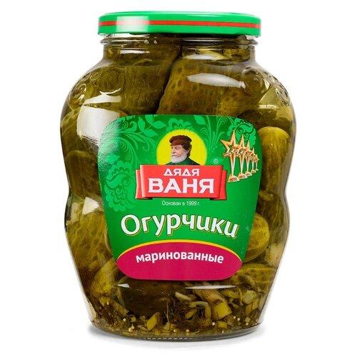 Огурчики маринованные Дядя Ваня 1.8 кг цена 2017