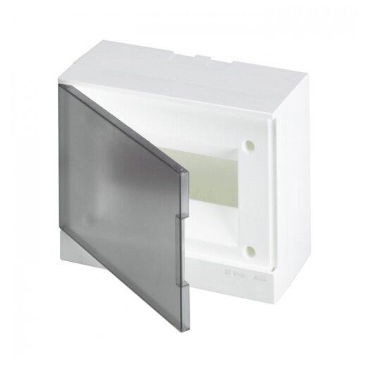Бокс настенный Mistral41 8М прозрачная дверь (с клемм) 1SPE007717F9991 АВВ