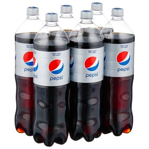 Газированный напиток Pepsi Light, 1.5 л, 6 шт.