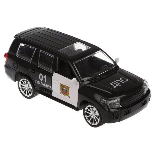 Купить Машина Наша Игрушка Полиция, инерционная, открываются двери, свет, звук (M9055-1), Наша игрушка, Машинки и техника