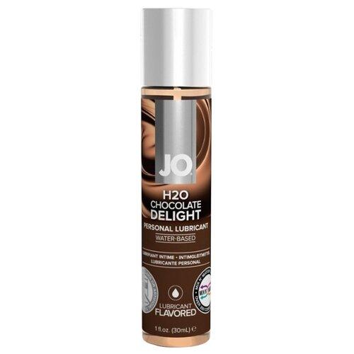 Гель-смазка JO H2O Chocolate Delight 30 мл флакон