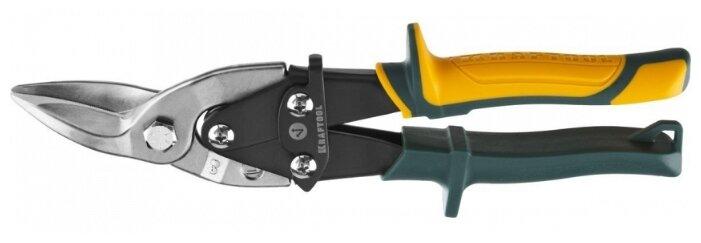 Строительные ножницы левые 260 мм Kraftool Alligator 2328-L
