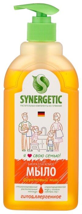 Мыло жидкое Synergetic биоразлагаемое Фруктовый микс