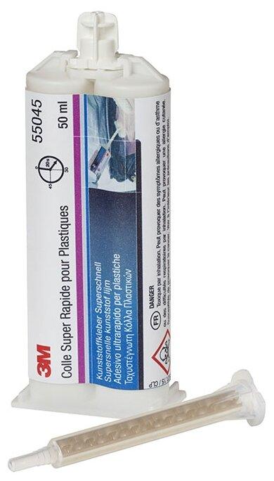Клей для ремонта автомобиля 3M Automix 55045, 50 мл