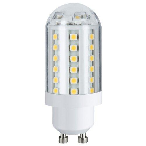 Лампа светодиодная Paulmann 28224, GU10, 3Вт лампа светодиодная paulmann 28224 gu10 3вт