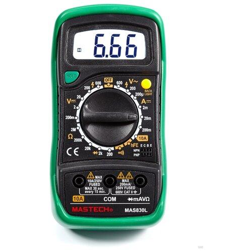 Мультиметр Mastech MAS830L цена 2017
