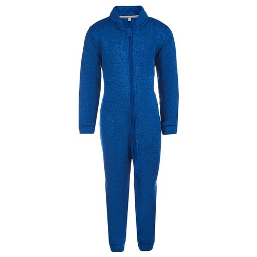 Купить Комбинезон Oldos размер 86, синий меланж, Комбинезоны