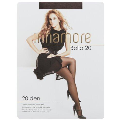 Колготки Innamore Bella 20 den, размер 4-L, capuccino (коричневый) колготки innamore ottima 20 den размер 4 l daino коричневый