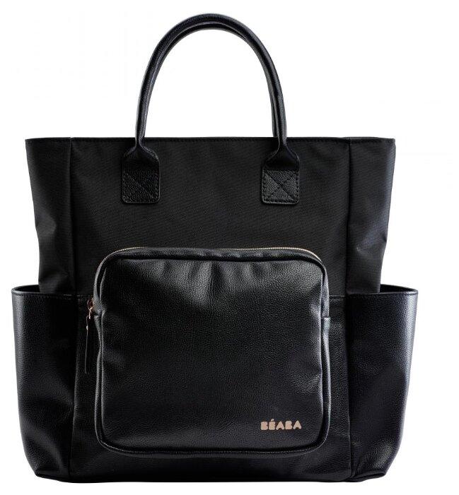 Beaba сумка для мамы цвет черный