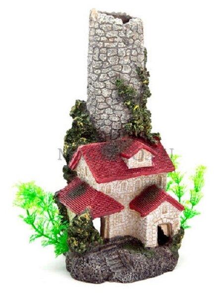 Грот BARBUS Замок Decor 009 15x28x14.5 см