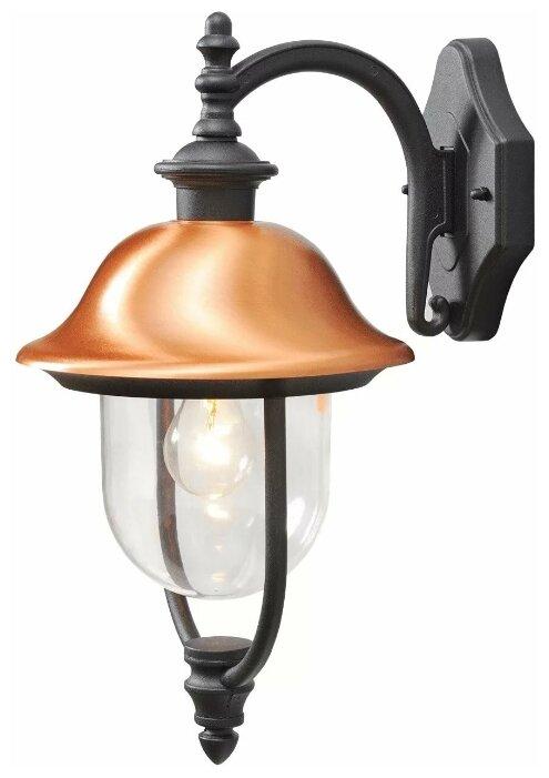 De Markt Уличный настенный светильник Дубай 805020201 — купить по выгодной цене на Яндекс.Маркете