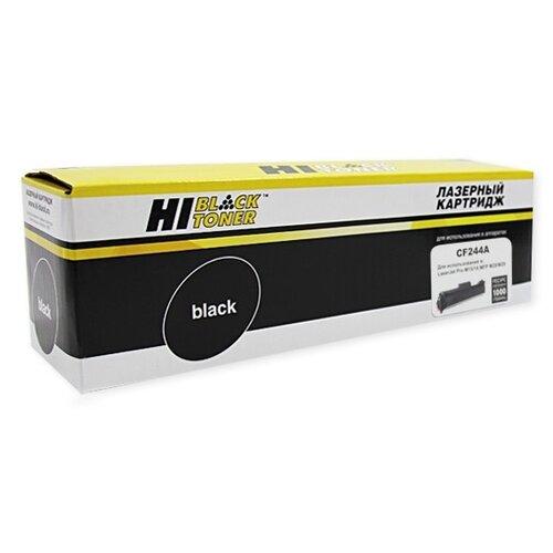 Фото - Картридж Hi-Black HB-CF244A, совместимый картридж hi black hb cz131a совместимый