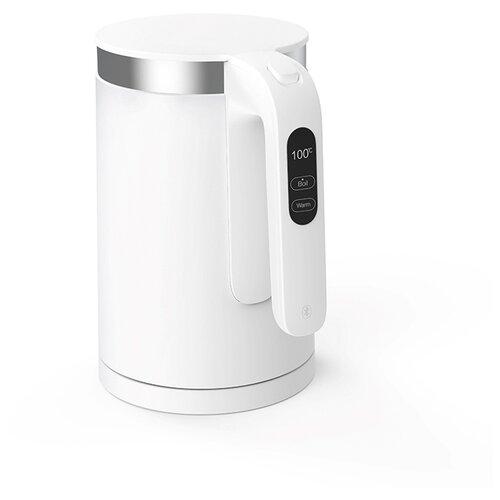 Чайник Xiaomi Viomi Smart Kettle Bluetooth, white чайник xiaomi viomi smart kettle bluetooth pro black ym k1503