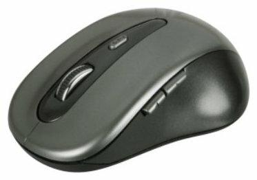 Мышь Arctic M362 Portable Wireless Mouse Black-Silver USB