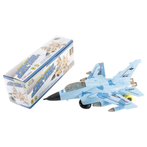 цена на Самолет Shantou Gepai B1535206 1:24 голубой