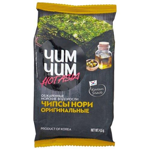Чипсы ЧИМ-ЧИМ нори оригинальные, 4.5 г