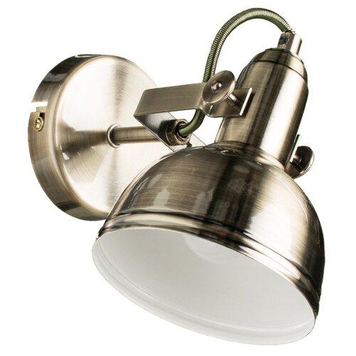 Настенный светильник Arte Lamp Martin A5213AP-1AB, 40 Вт бра светильник настенный arte lamp a5664ap 1ab