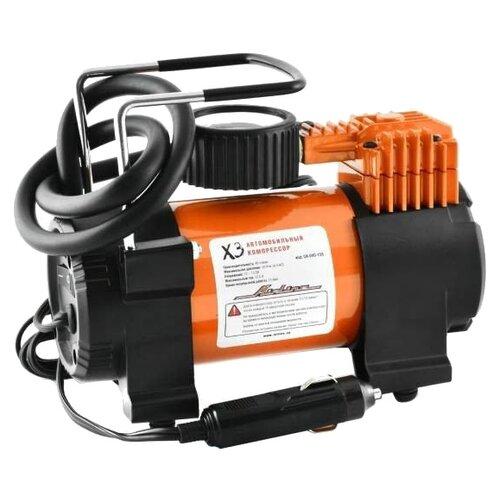 Автомобильный компрессор Airline X3 CA-040-15S оранжевый