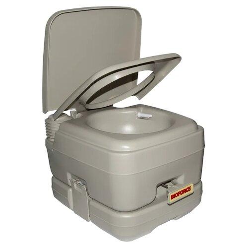Биотуалет Bioforce Compact WC 12-10 серый