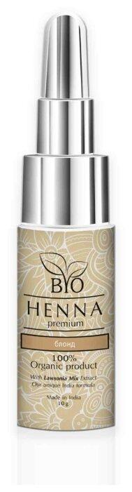 Bio Henna Хна для бровей во флаконе,