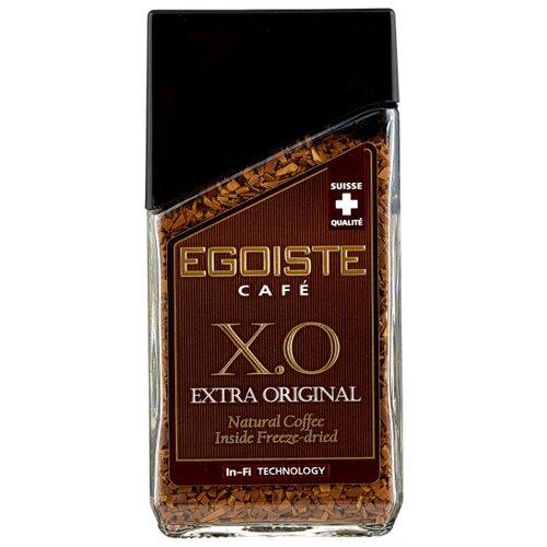 Кофе растворимый Egoiste X.O. Extra Original, 100 г фото