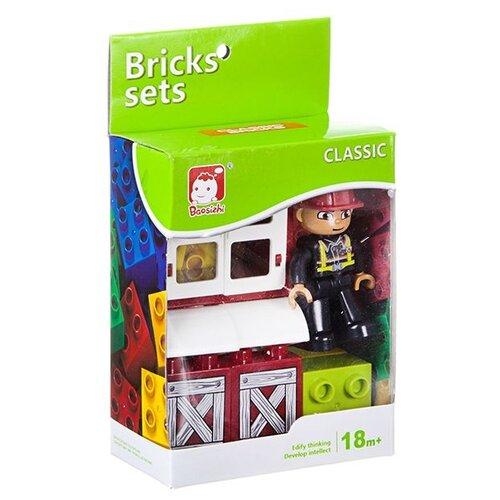 Купить Конструктор Baosizhi Bricks sets C2310 Classic, Конструкторы