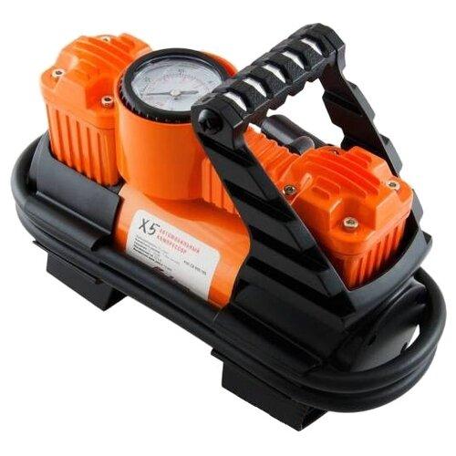 цена на Автомобильный компрессор Airline X5 CA-050-16S оранжевый