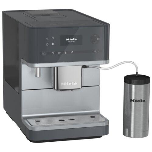 Кофемашина Miele CM 6350 графитовый серый