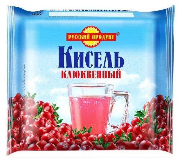Кисель Русский Продукт Клюква 220 г