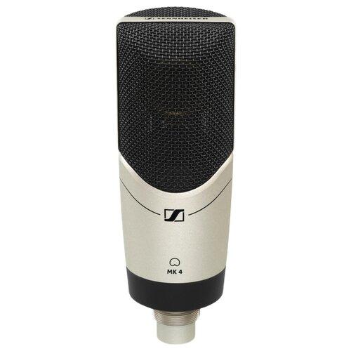 Микрофон Sennheiser MK 4, никелевый / черный