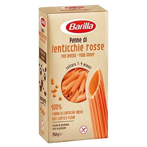 Barilla Макароны Penne di Lenticchie Rosse, 250 г