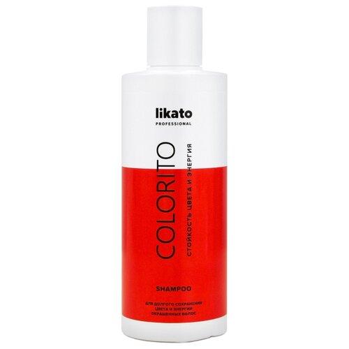 Likato шампунь Colorito Стойкость цвета и энергия 250 мл