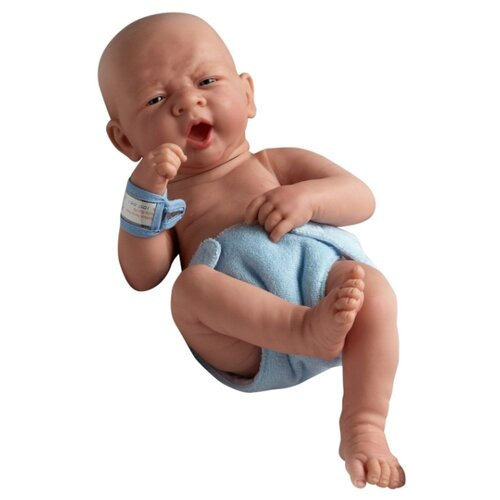 Купить Кукла JC Toys BERENGUER Newborn, 36 см, JC18504, Куклы и пупсы