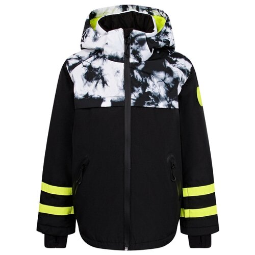 Куртка DIESEL 00J530KXB4U размер 140, черный/белый