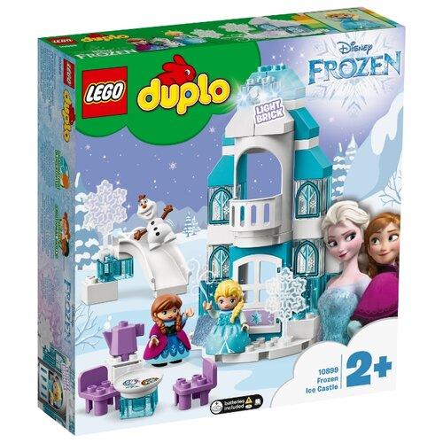 Купить Конструктор LEGO Duplo 10899 Ледяной замок, Конструкторы