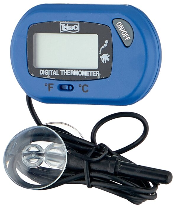 Термометр Tetra TH Digital Thermometer синий