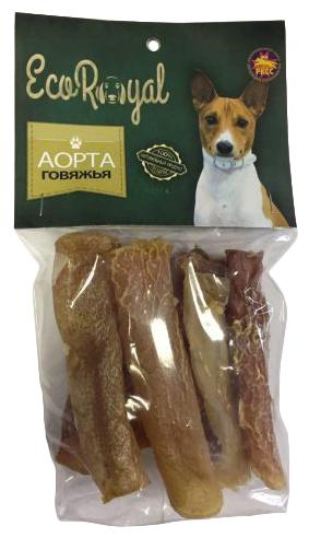 Лакомство для собак EcoRoyal Аорта говяжья