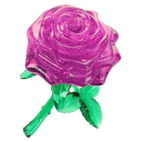 Купить Роза со светом розовая, Hobby Day, Головоломки