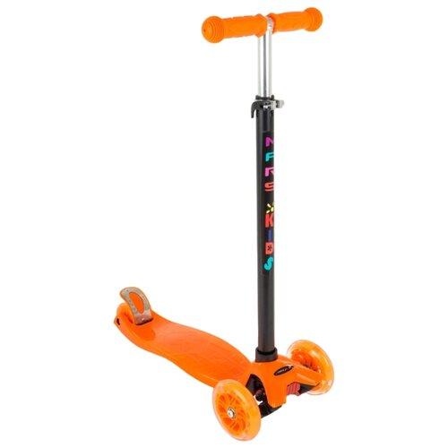Кикборд Mars Kids Maxi Ruixinlang RS-07A-100A оранжевый