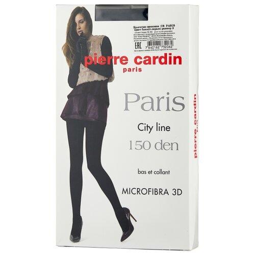 Колготки Pierre Cardin Paris, City Line 150 den, размер II-S, fumo (серый)