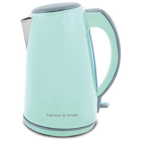 Чайник Zigmund & Shtain KE-825, бирюзовый