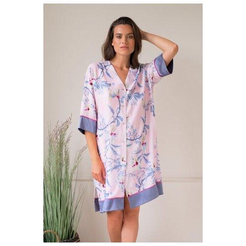 Платье Laete, размер XS(42), цветочный принт юбка laete размер xs 42 оранжевый